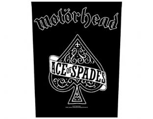Motorhead 'Ace Of Spades' Back Patch